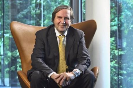 Jacques Chahine est président de la Sicav Digital Funds. (Photo: Étienne Delorme / archives)