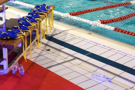 Sport olympique, la natation est, contrairement aux apparences, un sport d'équipe. Toute médaille remportée est le produit d'une équipe.  (Photo: Cercle des nageurs de Marseille)