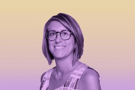 Nathalie Morgenthaler s'est lancée à l'âge de 19 ans en politique, au sein du CSV. (Photo: Patricia Pitsch)