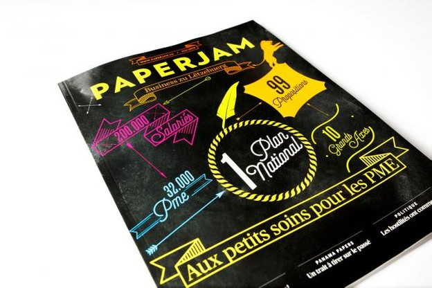 Les PME sont au cœur de l'édition de juin de Paperjam. (Photos: Maison Moderne)