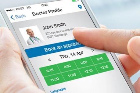 Doctena, en reprenant les activités de Bookmydoc, couvre aujourd'hui 20% des médecins et médecins spécialistes au Grand-Duché. (Photo: DR)