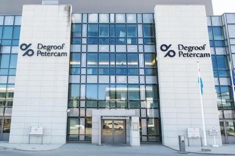 Le siège de Banque Degroof Petercam Luxembourg se situe dans le quartier de la Cloche d'Or. (Photo: Banque Degroof Petercam Luxembourg)