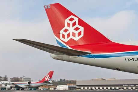 Les 27 avions de la flotte de Cargolux ont volé plus de 130.000 heures l'année dernière – une augmentation de 7% par rapport à 2016. (Photo: Cargolux)