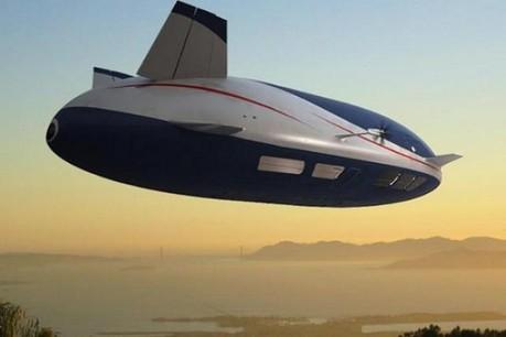 Pour Cargolux, l'avenir passe peut-être aussi par de nouveaux types d'aéronefs.  (Photo: Aeroscraft Corporation)