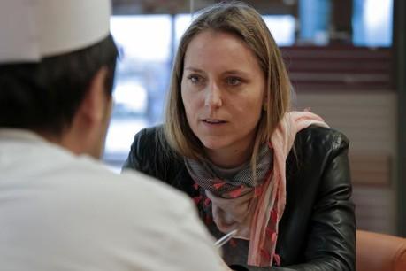Carole Muller, dirigeante de Fischer, a passé une semaine à Stanford pour échanger avec d'autres dirigeantes. (Photo: Romain Gamba / archives)