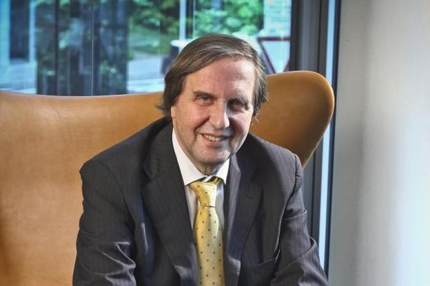 Jacques Chahine, le fondateur de Chahine Capital cédé au début de cette année à Iris Finance International. (Photo: Étienne Delorme / archives)