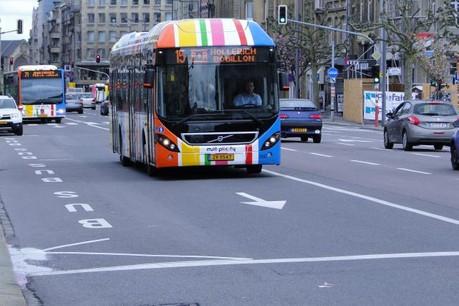 Les voyageurs vers et depuis le P+R Lux-Sud devront désormais utiliser la ligne 22 au lieu de la ligne 21. (Photo: DR)
