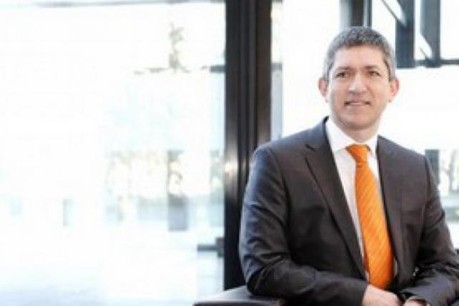 Christian Scharff quittera Dexia BIL au 1er avril.  (Photo: Olivier Minaire)