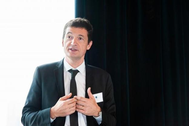 Jean-Mary Castillon, directeur général de CNP Luxembourg, veut reproduire le succès récent de la société via la clientèle belge et italienne. (Photo: LaLa La Photo / archives)