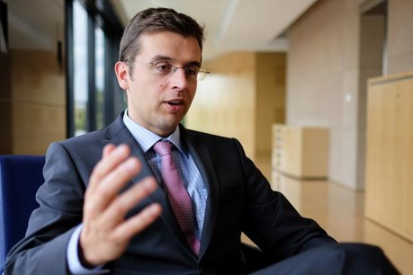 Damien Petit, head of investment advisory de la Banque de Luxembourg (Photo: Banque de Luxembourg)