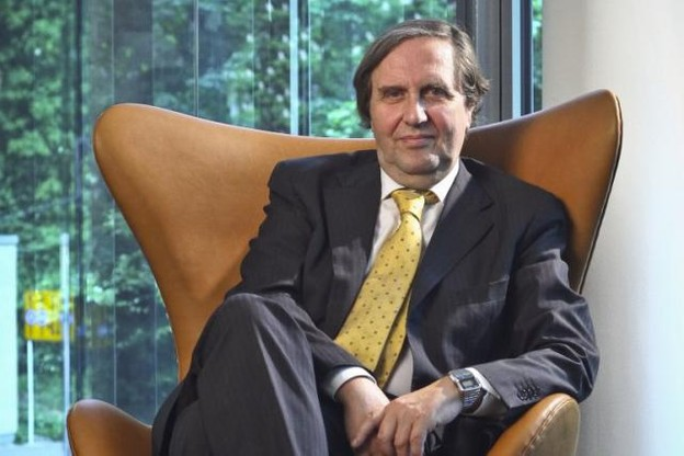 Jacques Chahine, président de la sicav Digital Funds (Photo: Étienne Delorme / archives)