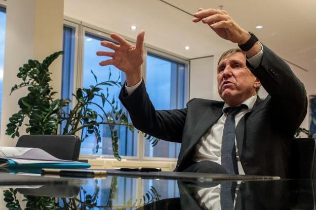 Le ministre François Bausch (Déi Gréng), comme le gouvernement, veut faire plus et plus vite. (Photo: Matic Zorman / archives)