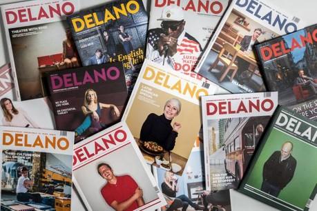 Les lecteurs sont invités à partager le 5e anniversaire de Delano avec toute l'équipe, ce jeudi soir au Melusina.  (Photo: Maison Moderne Studio)