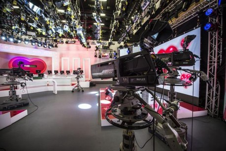 RTL Group a expliqué avoir poursuivi «avec succès» son développement commercial et le déploiement de sa stratégie «Total Video». (Photo: Anthony Dehez / archives)