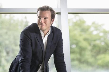 Laurent Muller: «L'émergence des fintech a une répercussion majeure sur le secteur financier.» (Photo: Luc Deflorenne)