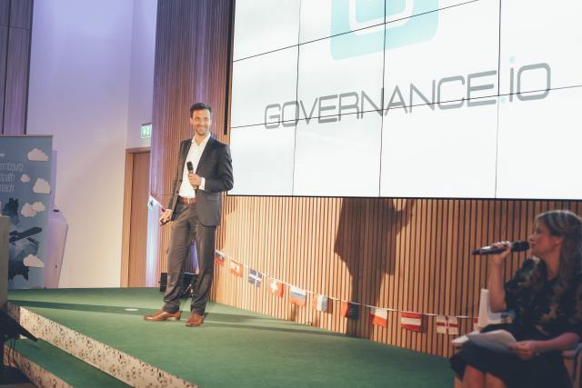 Governance.com avait été désignée Fintech of the Year lors de la première édition des Fintech Awards, en 2016. (Photo: Anna Katina / archives)