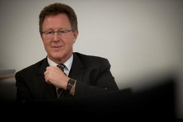 Dirk Reich était en poste depuis 2014. (Photo: Christophe Olinger/archives)
