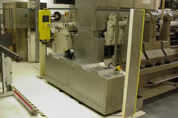 Les machines de l'entreprise avaient déjà fait l'objet d'un premier plan de sauvetage en 2010. (Photo: Reichert)