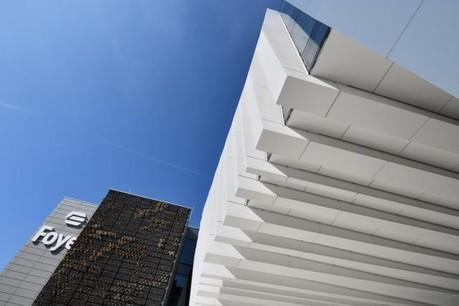 Le Groupe Foyer a inauguré la nouvelle extension de son siège de Leudelange. (Photo: Foyer)