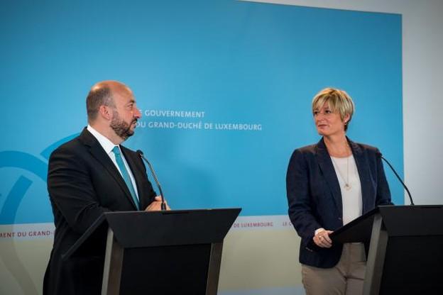 Après cinq ans au ministère de l'Économie, Francine Closener va intégrer celui des Affaires étrangères. (Photo: Nader Ghavami / archives)