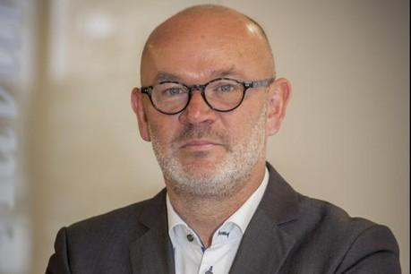 Frank Rosenbaum va diriger une équipe d'une vingtaine de collaborateurs. (Photo: CBRE Luxembourg)
