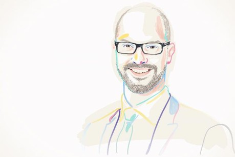 """Maxime Aerts: """"Real-time data exchange, control and oversight of the complete fund distribution chain are a tangible goal, but it is one that will not be realised without adapting the existing systems."""" (Illustration: Maison Moderne)"""