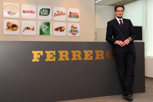 Giovanni Ferrero dirige le groupe Ferrero depuis 2011. (Photo: Ferrero International)
