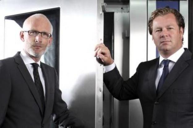 Pierre Thein et Ferdinand Hein (Photo: Luc Deflorenne)