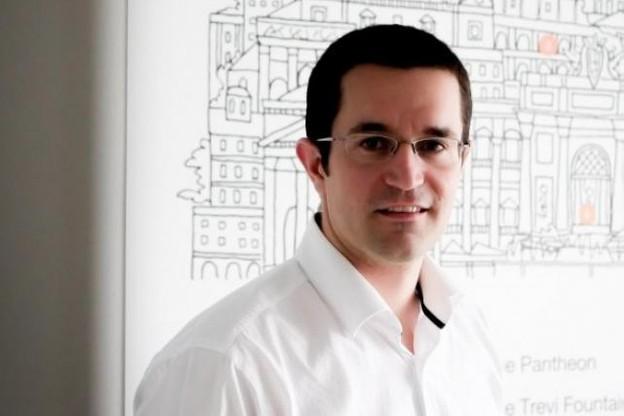 Jean-Marie Marmillon est le CFO d'Orange Luxembourg. (Photo: Jessica Theis)