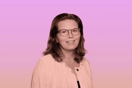 Karin Schintgen: «Je crois que les femmes sont plus prudentes et veulent que tous les pans de leur vie avancent de façon harmonieuse». (Photo: Patricia Pitsch)