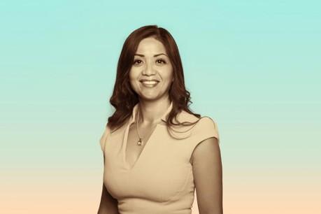 Norma Bello Cortes a suivi le programme «E-skills for Women» de Nyuko, il s'agit d'un accompagnement de neuf mois pour des femmes qui cherchent à créer leur entreprise. (Photo: Patricia Pitsch)