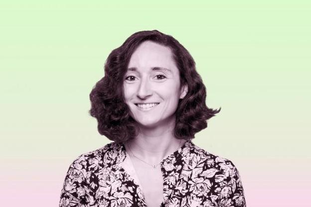 Marie-Adélaïde Leclercq-Olhagaray a cofondé Wide pour promouvoir la place des femmes dans le secteur des nouvelles technologies. (Photo: Maison Moderne)