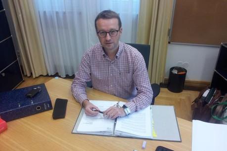 Jean-François Boulot dirigeait depuis 2006 la Cellule de renseignements financiers du Parquet. (Photo: DR)