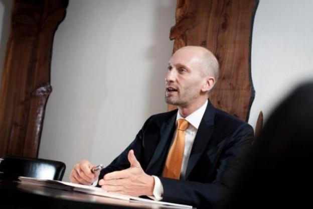 Bertrand Christmann: «Un avocat n'est pas qu'un simple prestataire de services.» (Photo: Jessica Theis)
