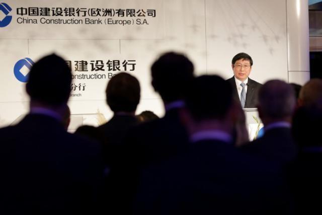 Wang Hongzhang (président de la CCB): «Une plateforme pour pénétrer les marchés européens.» (Photo: Luc Deflorenne)