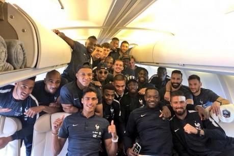 L'équipe de France aurait-elle les joueurs capables de remporter un second sacre? (Photo: Equipe de France de football / Facebook)