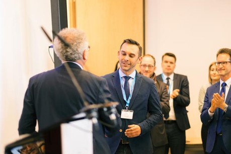 Les locaux ont été inaugurés lundi soir, en présence du ministre Pierre Gramegna.  (Photo: Sébastien Goossens)