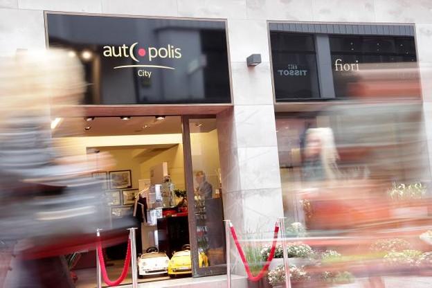 Autopolis à Bertrange fait également partie de Modis, la filiale commerciale d'Alcopa. (Photo: paperJam / Archives)