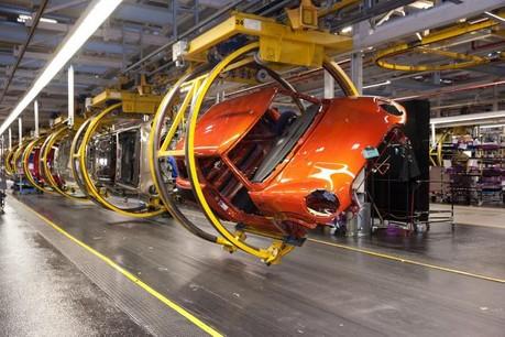 La Mini électrique sera produite dans l'usine de BMW à Oxford, où est déjà fabriquée la Mini à moteur thermique, en version trois portes. (Photo: DR)