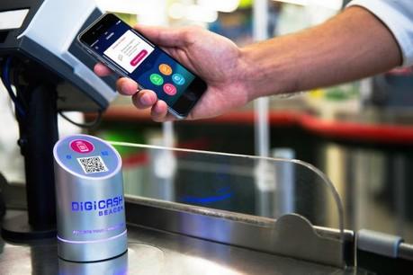 Grâce au développement de Digicash Payments, les Luxembourgeois savent que, depuis quelques années déjà, on peut payer ses achats en magasin grâce à son smartphone.  (photo: Digicash)