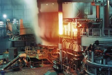Le recul a été compensé par l'activité élevée de la sidérurgie luxembourgeoise. (Photo : ArcelorMittal)