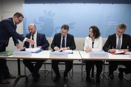 Les signataires avaient annoncé que le document serait, comme il y a cinq ans, accessible au grand public. (Photo: Matic Zorman)