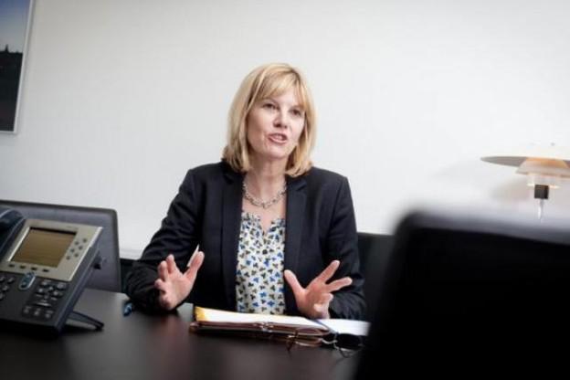 La liquidatrice Yvette Hamilius s'est toujours refusée à voir du pénal s'immiscer dans le dossier et à porter plainte. (photo: Jessica Theis / archives)