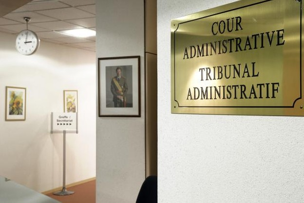 Les plaidoiries dans l'affaire Miltgen ont duré près de deux heures devant le président du tribunal administratif. (Photo: Luc Deflorenne /archives)