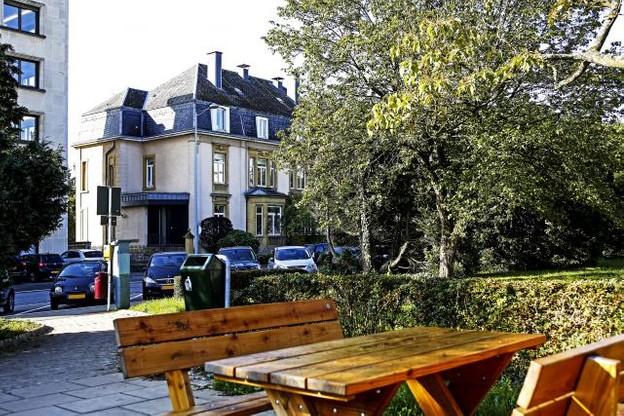 La Villa Churchill faisait partie du portefeuille d'Immo-Croissance. Elle a été vendue à EHP, qui veut la démolir. (Photo: Olivier Minaire / archives)
