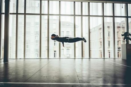 «Dress Code», de Julien Carlier, se focalise sur la manière dont la pratique du breakdance marque les corps des danseurs. (Photo: Julien Carlier)