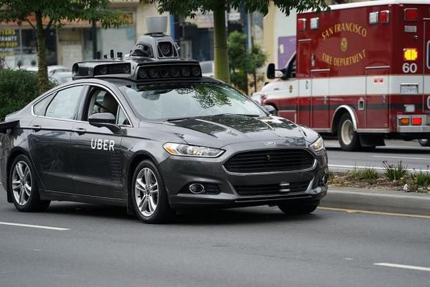 Les taxis autonomes sont le grand projet d'Uber pour se différencier d'une concurrence mondiale de plus en plus acerbe sur le marché des VTC. (Photo: Licence CC)