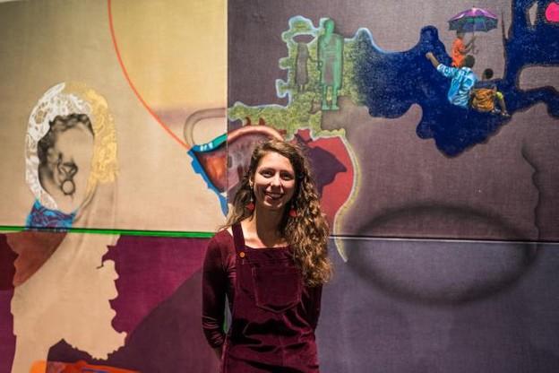 Nina Tomàs est la lauréate 2017 du Prix Révélation. (Photo : Mike Zenari)