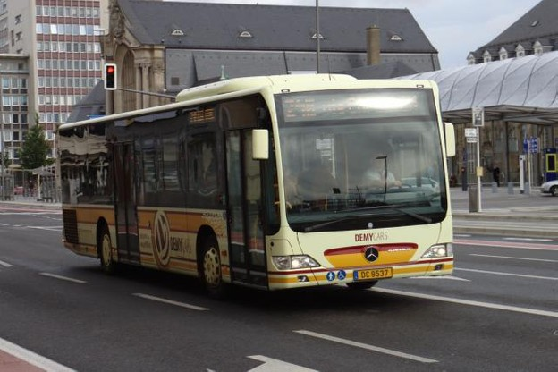 À compter du 1er janvier 2019, date d'entrée en vigueur du nouveau contrat pour le réseau RGTR, les bus régionaux seront coordonnés avec les points d'échange multimodaux répartis dans le pays. (Photo: Licence C.C.)