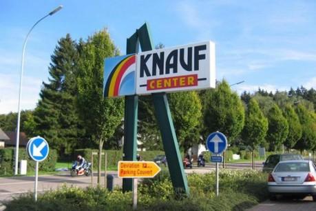 74,5 millions d'euros vont au refinancement du Knauf Shopping center à Schmiede. (Photo : Licence CC)